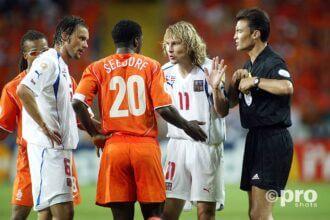 Terugkijken: Tsjechië – Nederland EK 2004