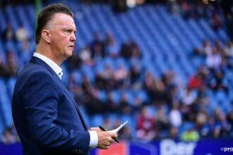 Van Gaal officieel aangesteld als nieuwe bondscoach