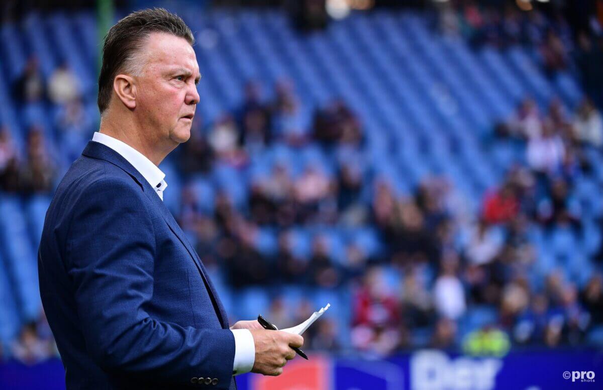 Van Gaal is officieel de nieuwe bondscoach van Oranje