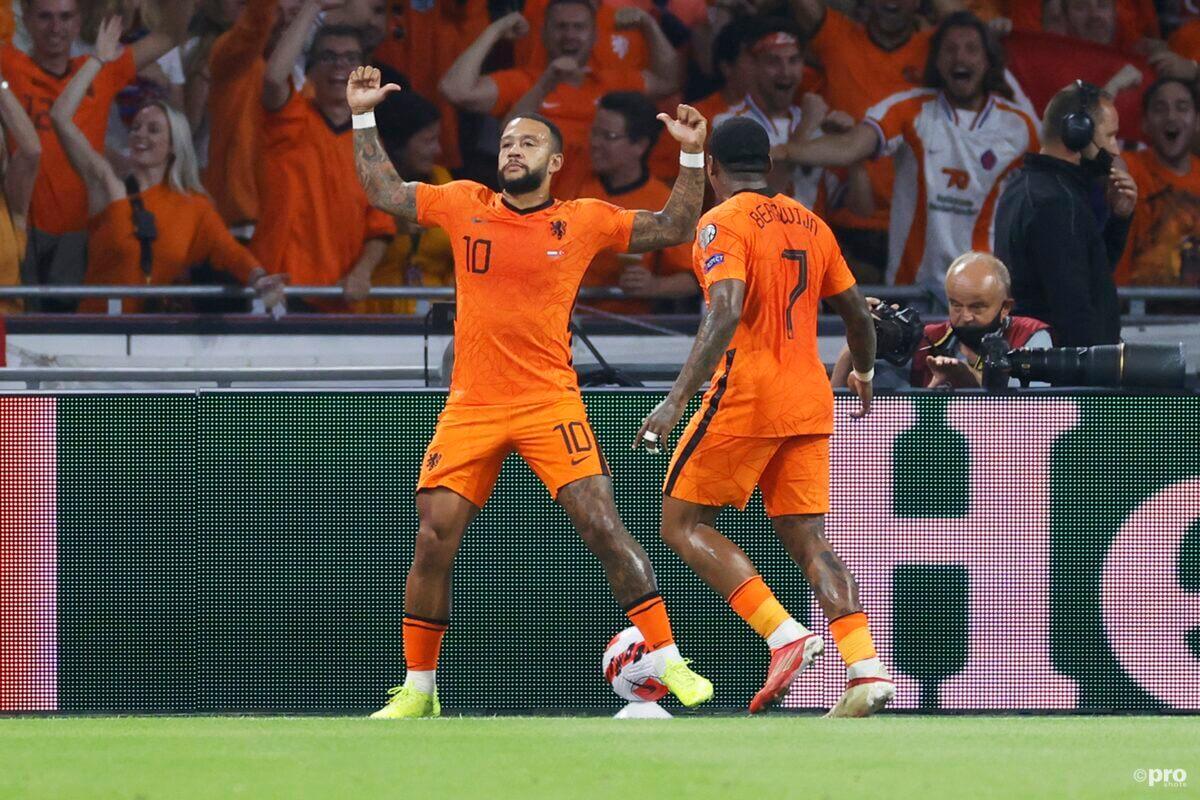 Memphis met zijn 32e goal in Oranje