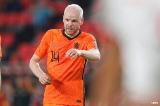 Droomstart voor Oranje, 1-0 binnen één minuut
