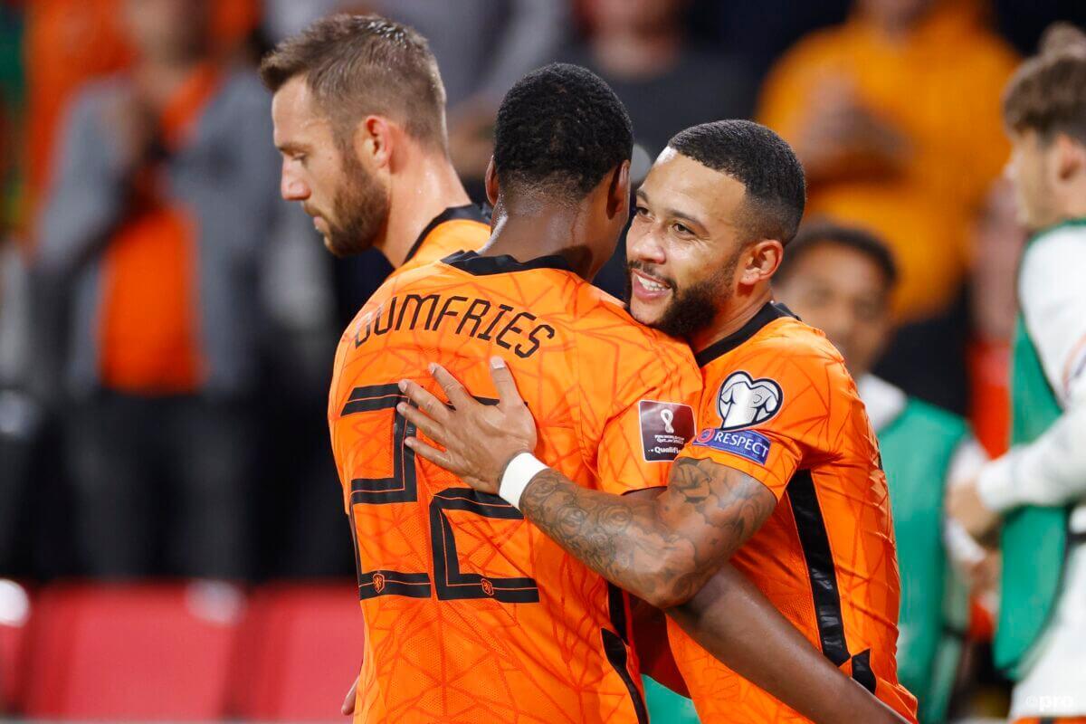 Samenvatting: Nederland - Montenegro (4-0)