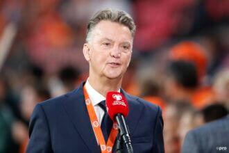 Van Gaal: 'Een grote prestatie geleverd'