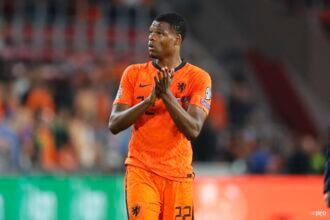 Dumfries kopt Oranje naar 4-0
