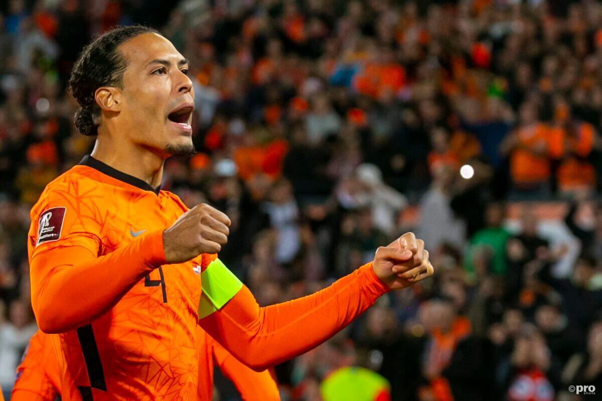 Virgil van Dijk scoorde eindelijk weer eens