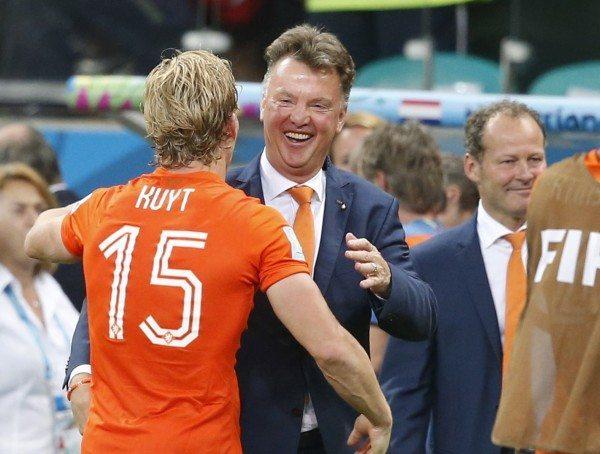 Van Gaal had Oranje kunnen redden