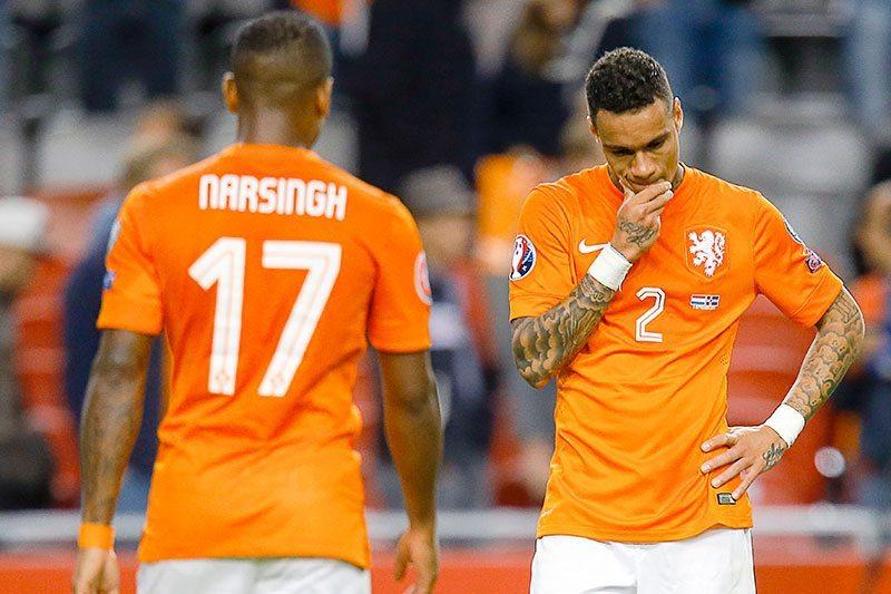 Schuldige Nederlands elftal