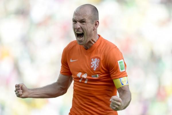 Robben had Oranje kunnen redden