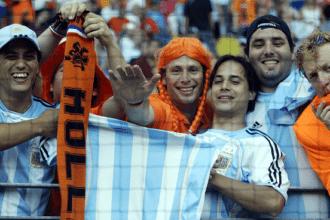 Bijzondere mijlpalen voor Oranje tegen Argentinië