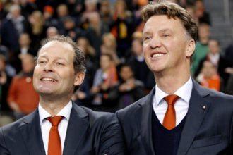 Met Van Gaal op jacht naar WK 2022