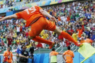 De mooiste Oranje-momenten van 2014: nummer 5