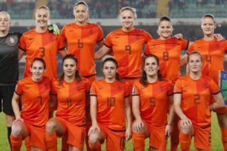 De voorlopige WK-selectie van de Oranjevrouwen