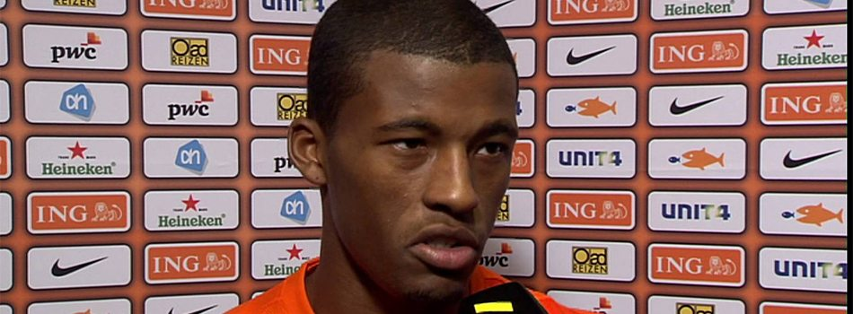 Wijnaldum speelt vanavond voor De Guzman tegen Portugal. ©YouTube