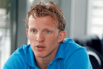 Dirk Kuyt meldt zich bij Oranje