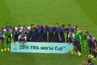 Een jaar geleden maakte Oranje Brazilië in