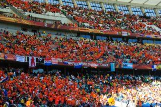Oranje-fans komen met speciale sfeeractie