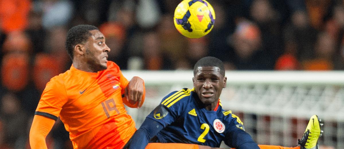Oefenwedstrijd: Nederland - Colombia