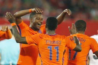 Goed nieuws voor Oranje in de WK-kwalificatie