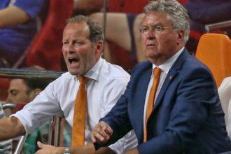 Hiddink gaat weinig veranderen tegen Letland