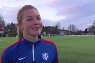Hoogendijk speelt 100e interland voor Oranje