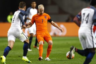 Klaassen verlaat Oranje, twee spelers opgeroepen