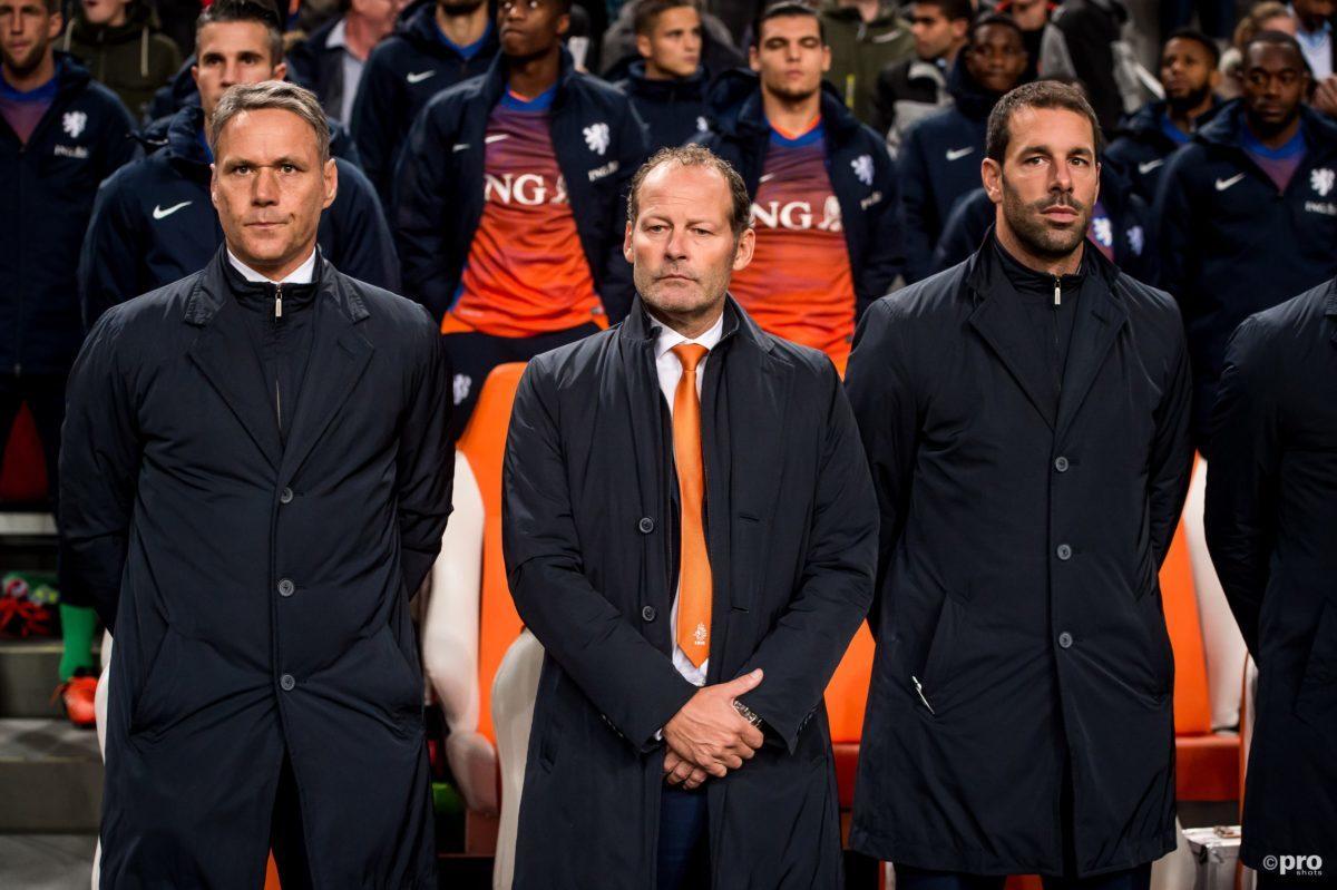 KNVB overlegt over veiligheid rond interlands