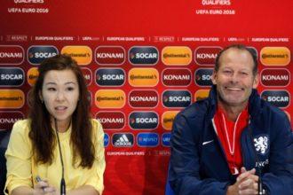 KNVB vond felicitatie aan tegenstanders fatsoenlijk