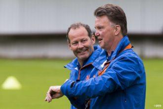 KNVB wil Van Gaal terughalen