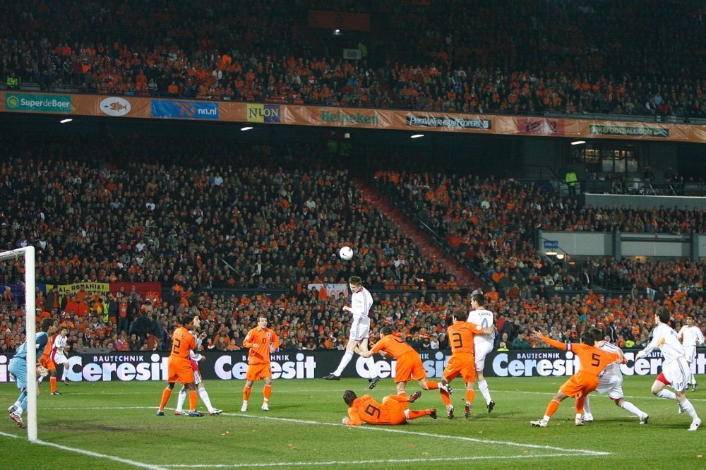 Kwalificatieduels in De Kuip