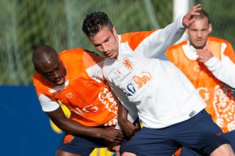 Martins Indi: 'Ik leer nog zo veel bij Oranje'