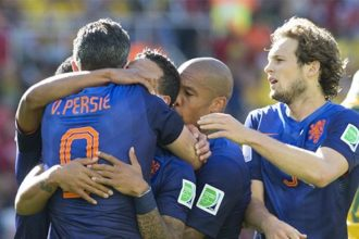 Mooiste Oranje-momenten van 2014: nummer 4