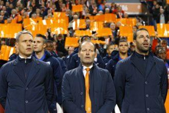 Nederland oefent tegen Griekenland en Italië