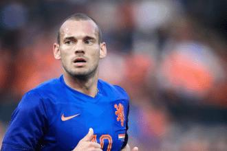 Nieuwe mijlpaal voor Wesley Sneijder