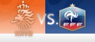 Nederlands vs. Frankrijk