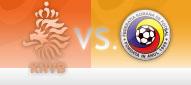 Nederland vs. Roemenie
