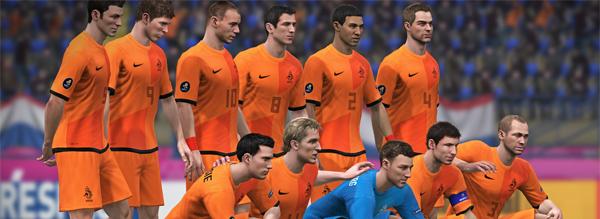 Het digitale Nederlands elftal