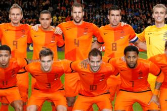 Selectie Oranje Colombia