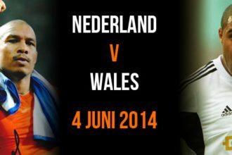 Liveblog: Nederland – Wales