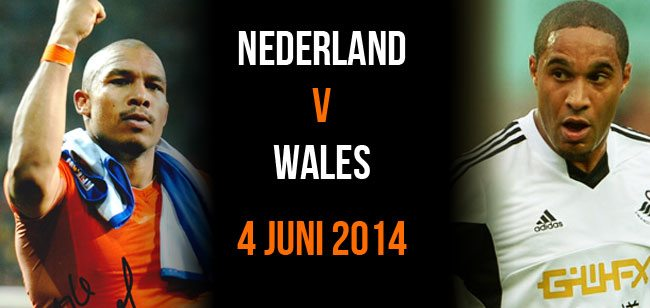 Nederland v Wales