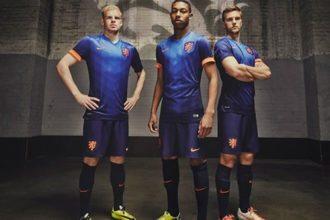 Officiële uitshirt Nederlands elftal gepresenteerd