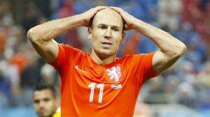 Arjen Robben. © Pro Shots
