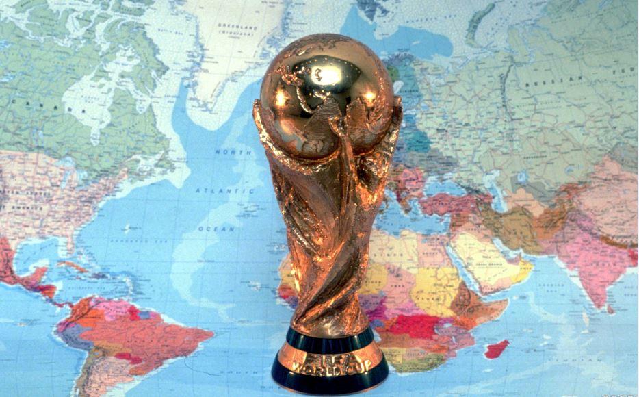 FIFA WK beker