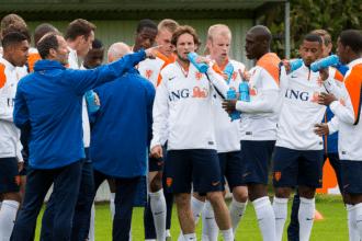 Oranje trainings