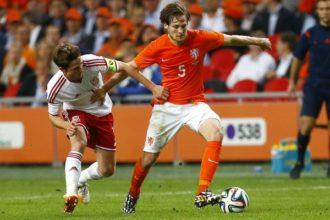Oranje oefent tegen Wales
