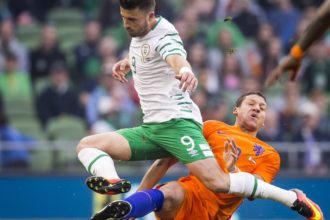 Samenvatting: Ierland – Nederland (1-1)
