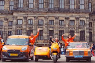 'Oranje Trophy, een geweldige ervaring'