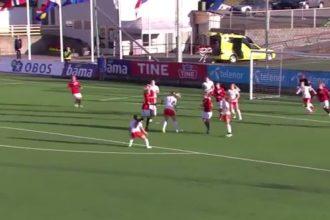 Oranjedames winnen van Noorwegen