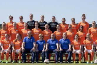Oranjeleeuwinnen met fitte selectie richting WK