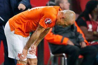 """Robben: """"Bidden, hopen en een kaarsje aansteken"""""""
