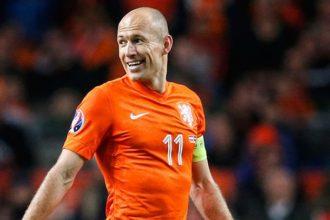 Robben mist Duitsland